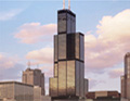 西尔斯大厦(两次...